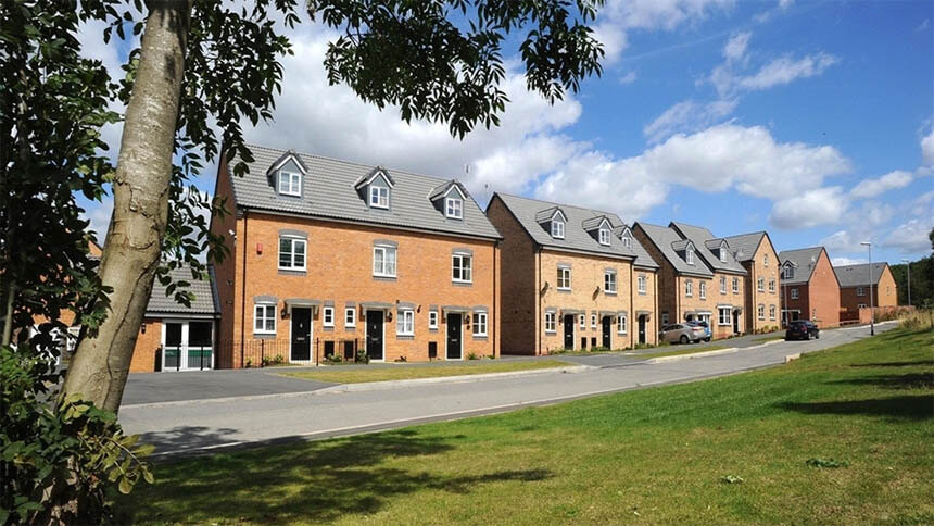 Barber Court (Persimmon Homes)