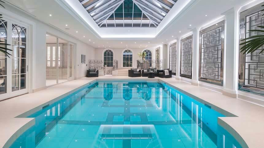 Whitelands New Super Prime Mansion Unveiled In Surrey