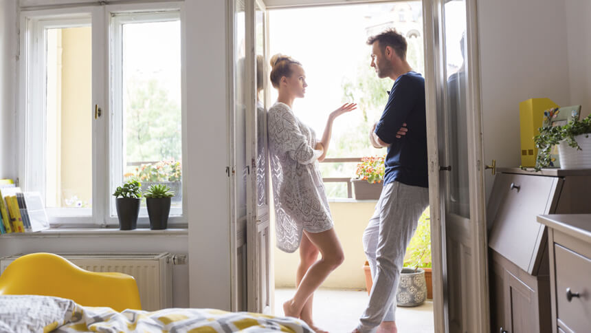 Men and women think differently when house hunting