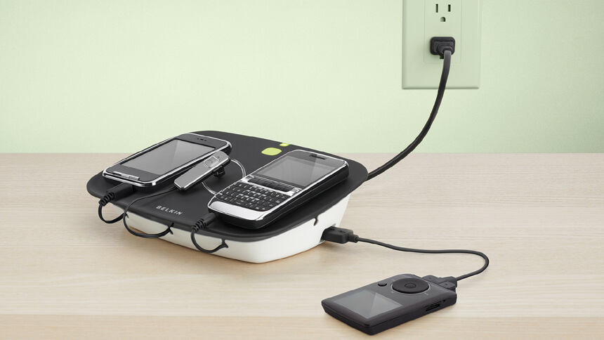 Belkin Energy Saving Charging Station