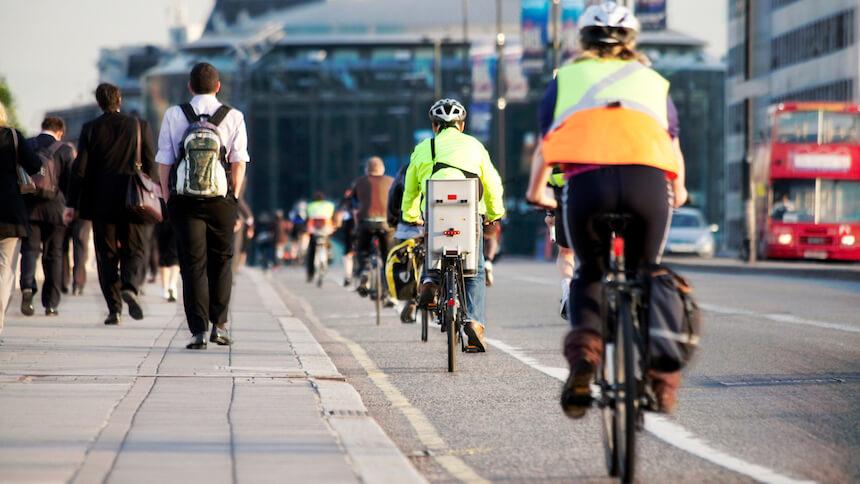 #CommutingSucks - cycle to work