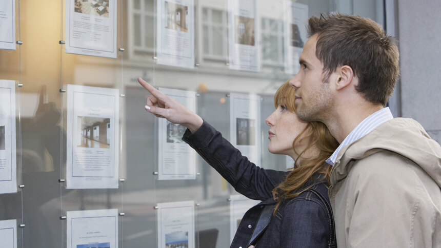 More people aspire to own their own home