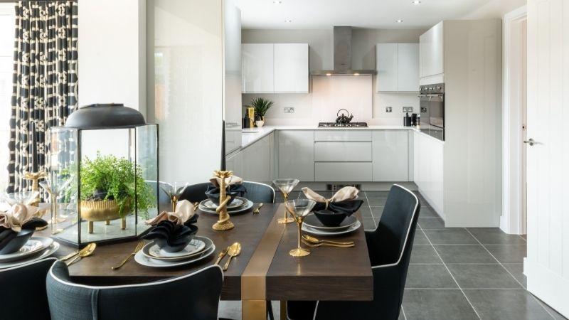 'Medway' kitchen/diner