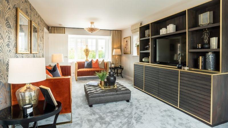 'Medway' lounge