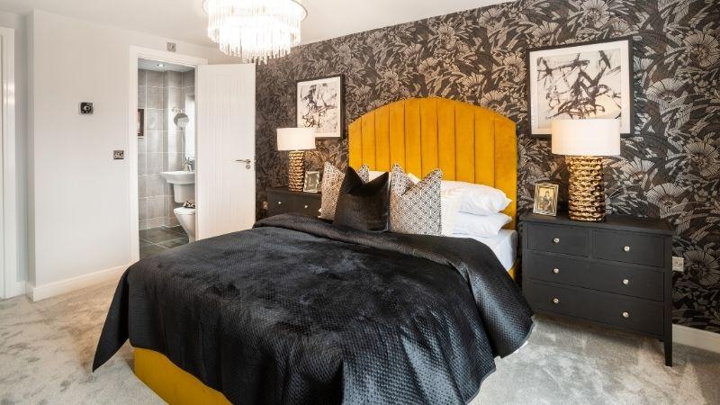 'Medway' principle bedroom