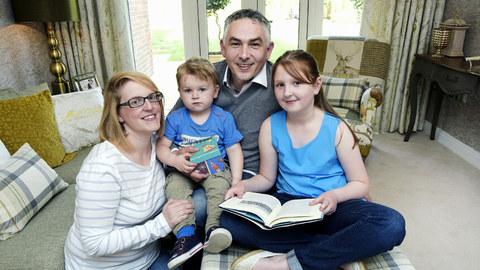 The Wainwright family