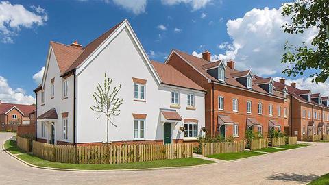 Wickhurst Green (David Wilson Homes)