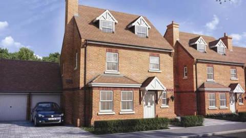 Fairfield Green (Martin Grant Homes)