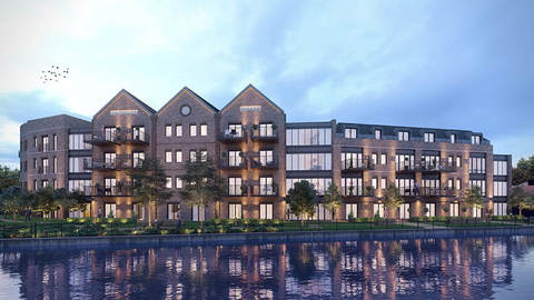Waterloo Wharf (Howarth Homes)