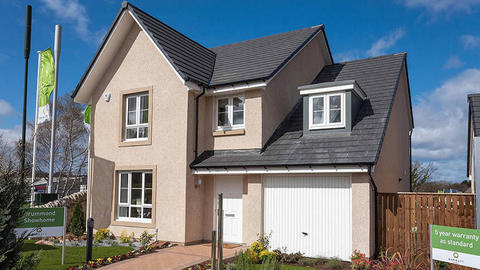 Barratt @ Eskbank (Barratt Homes)
