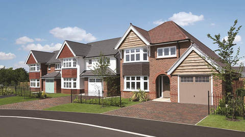 Daleside Meadows (Redrow Homes)