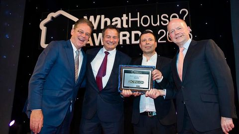 Octagon at the WhatHouse? Awards 2016
