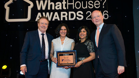 Fruition Properties at the WhatHouse? Awards 2016