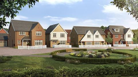 Westley Green (Redrow Homes)