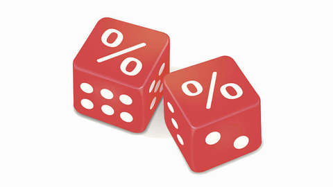 Interest rate can be a bit of a gamble