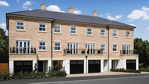 Priory Gate (Redrow Homes)
