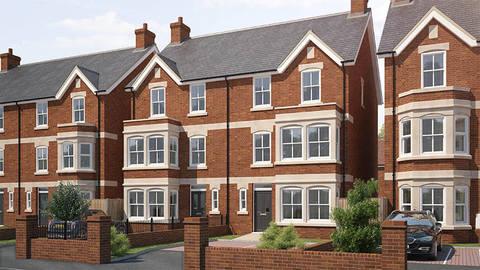 De Montford Place (Storey Homes)
