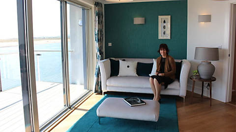 Maria Smythe of Parkfield Interiors at The Point