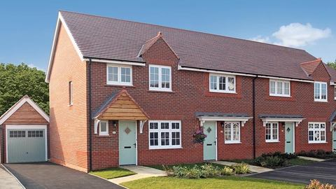 The Hedgerows (Redrow Homes)