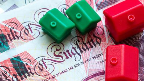 Cashback mortgage