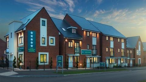 Lyde Green (Barratt Homes)