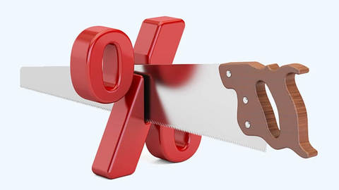 Mortgage rate being cut