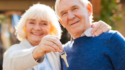 What are the most popular areas to retire to?