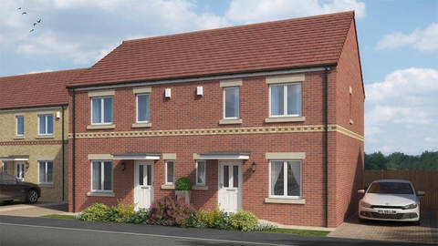 Bedford Sidings (Mandale Homes)