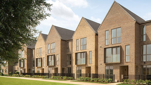 Great Kneighton (CALA Homes)
