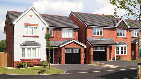 Argoed Gardens (Elan Homes)