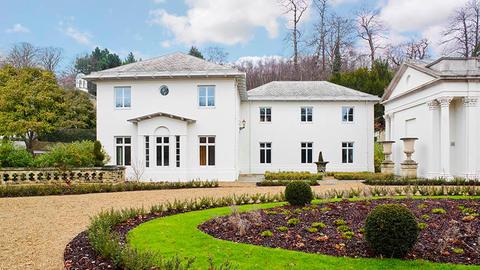 Sundridge Park Mansion (City & Country)