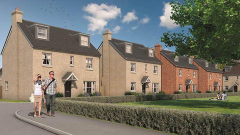 Oakleigh Grove (Taylor Wimpey)