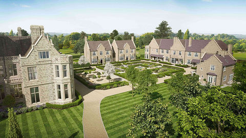Haseley Manor (Spitfire Bespoke Homes)
