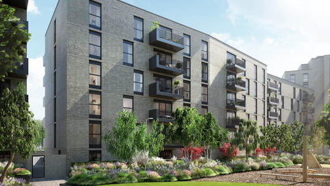 Lyon Square (Redrow London)
