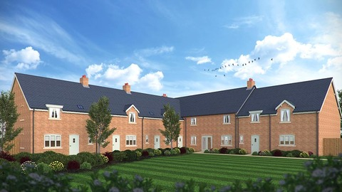 St Thomas Priory (Elan Homes)