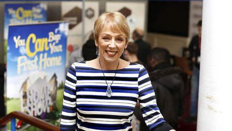 Lynda Clark, editor of First Time Buyer magazine