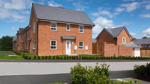 Weaver View (Barratt Homes)