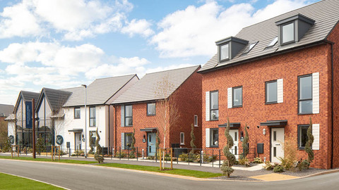 Ladden Garden Village (David Wilson Homes)