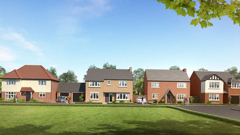 Elwick Grove (Bellway Homes)