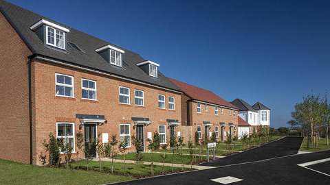 Martello Lakes (Barratt Homes)