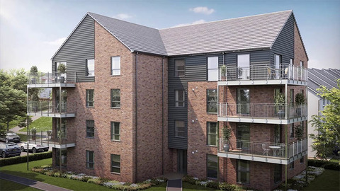 Riverside Quarter (Barratt Homes)