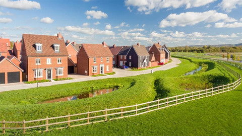 Kingsbrook (Barratt Developments)