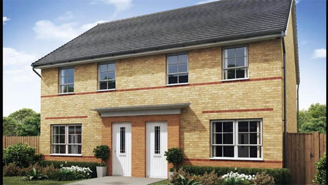 The 'Maidstone' from Barratt Homes