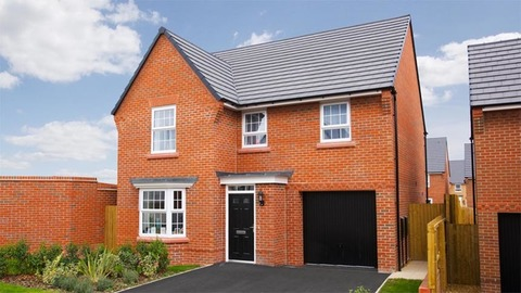 The 'Millford' from David Wilson Homes