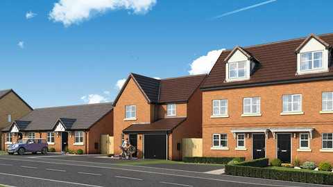 The Woodlands (Keepmoat Homes)