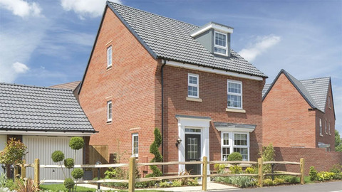 The 'Bayswater' from David Wilson Homes