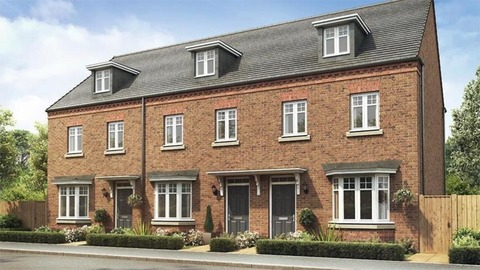 The 'Kennett' from David Wilson Homes