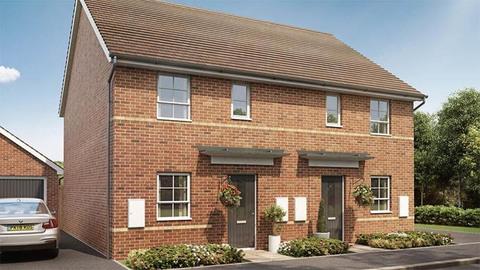 The 'Folkestone' from Barratt Homes