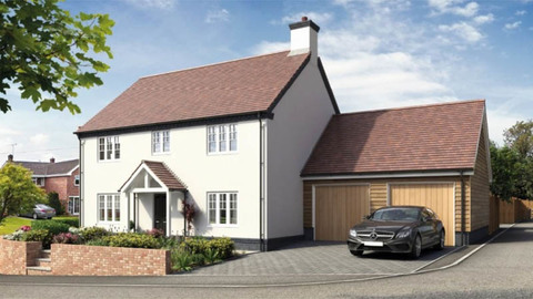 Plot 3, Marchington Fields (Chevin Homes)