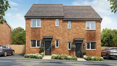 'The Mirin', St Modwen Homes